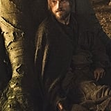 Jaime Lannister (Nikolaj Coster-Waldau) is still in dire straits in Game of Thrones season three.