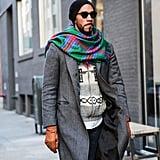 Real Men Wear Scarves
