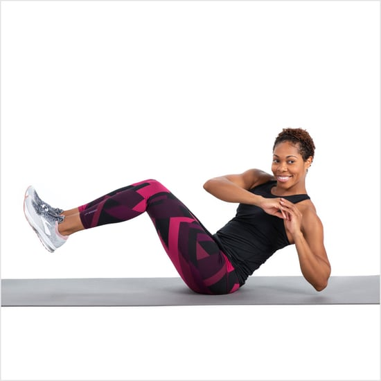 10-Minute Core and Abs Workout