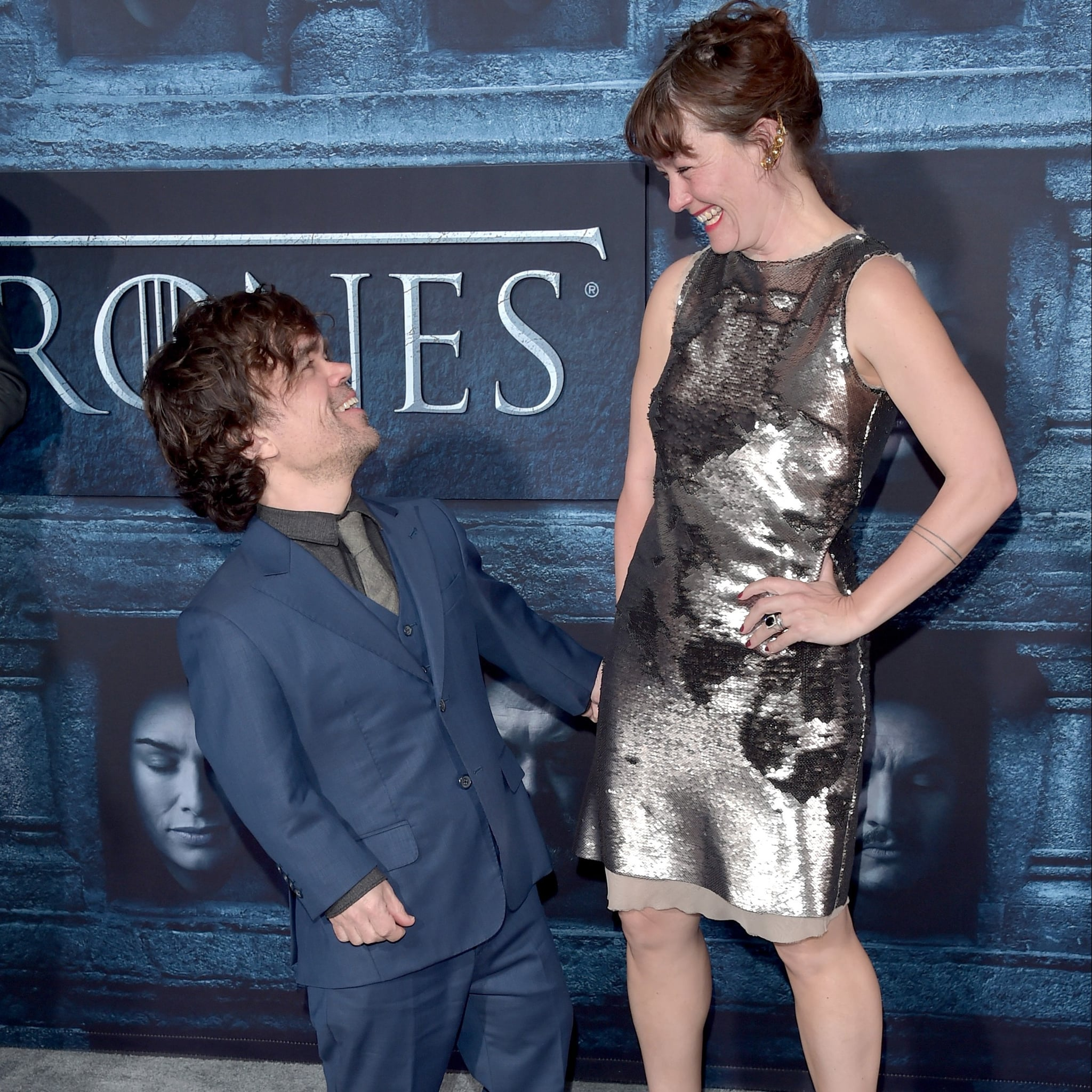 And peter wife dinklage The Real