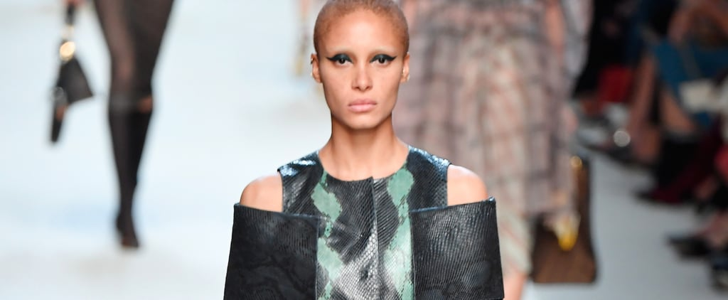 Adwoa Aboah Just Schooled Everyone on How to Do Fashion Month