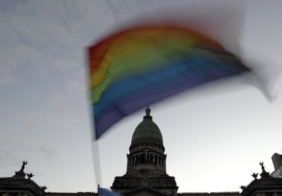 Argentina Legalizes Gay Marriage