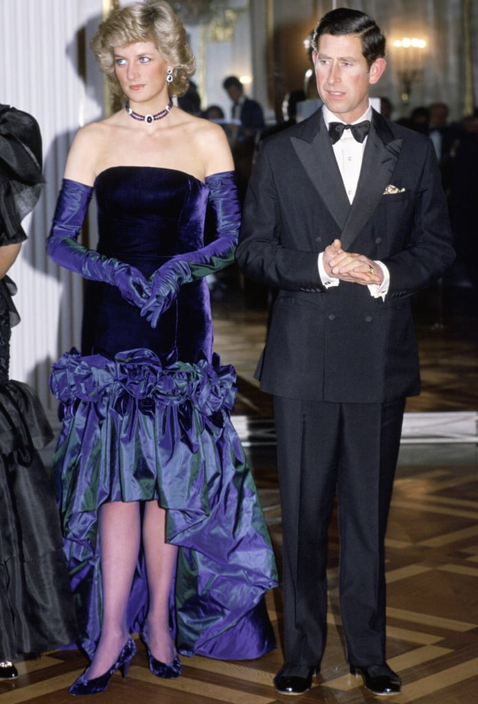 Just 22 Royally Chic Princess Diana and Prince Charles Fashion Moments