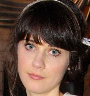 How-To: Zooey Deschanel's Simply Pretty Makeup