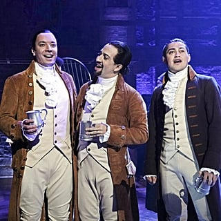 Jimmy Fallon Sings The Story of Tonight With Hamilton Cast