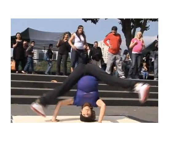 Maternal Care Flash Mob
