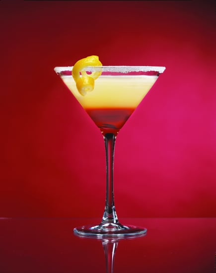 Happy Hour: Raspberry Lemon Drop