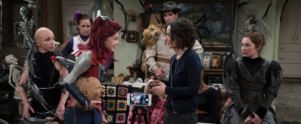 The Conners Halloween Episode Costumes Photos 2018