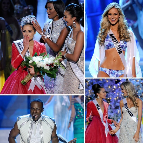 USA's Olivia Culpo Wins Miss Universe as Australia's Renae Ayris Places in Top 5