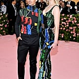 Sophie Turner and Joe Jonas at the 2019 Met Gala