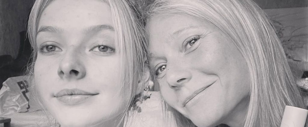 Gwyneth Paltrow's Morning Routine Roasted by Apple Martin