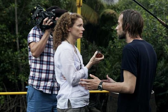 Leslie Hope and Joe Anderson in The River. </p> <p>Photos copyright 2012 ABC, Inc.