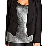 City Chic Plus-Size Tuxe Jacket