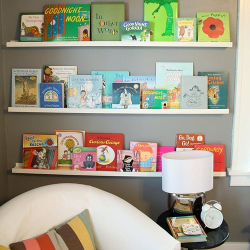 : storage ideas for books  - Aquiesqueretaro.Com
