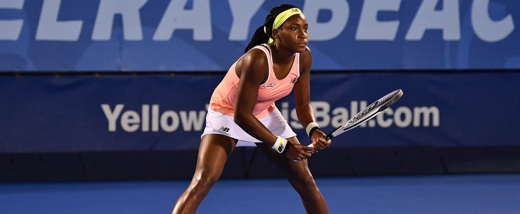 Coco Gauff's TikTok Video on Tennis Ability and Gender