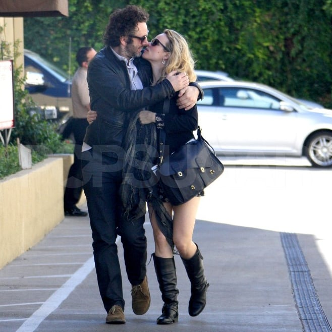 Rachel McAdams and Michael Sheen hung out in LA.