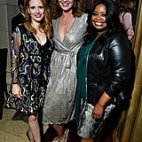 Jessica Chastain, Allison Janney, and Octavia Spencer
