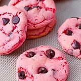 Strawberry Chocolate Chip Cookies