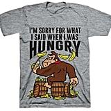 Super Mario Donkey Kong T-Shirt