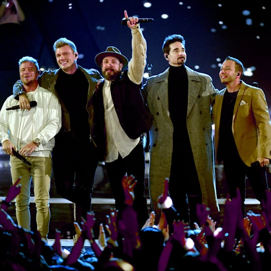Backstreet Boys iHeartRadio Music Awards Performance Video