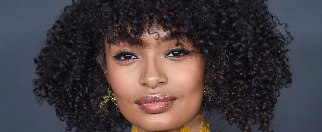 Yara Shahidi's Curly Hair Using Pattern Beauty
