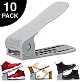 Shoe Slots Organiser 10 Piece Set