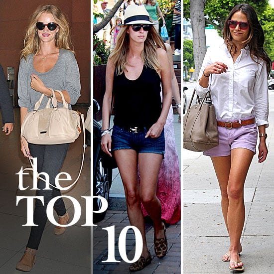 Celebrity Style Pictures: Kate Moss, Rosie Huntington-Whiteley, Nicky Hilton