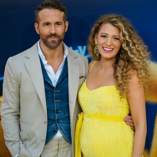 Ryan Reynolds Leaves Film Set to Be With New Baby
