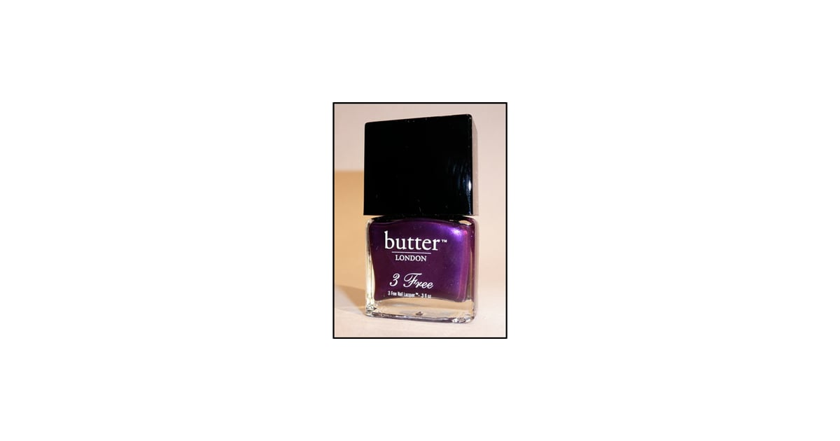 Product Review: Butter London HRH Nail Polish