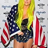 Patriotic Kesha