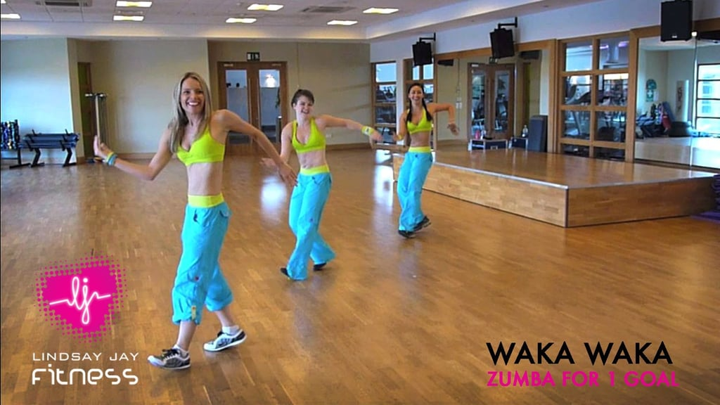 """""""Waka Waka"""" — Shakira"""
