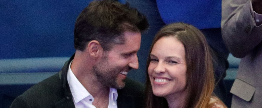 Hilary Swank and Philip Schneider Married