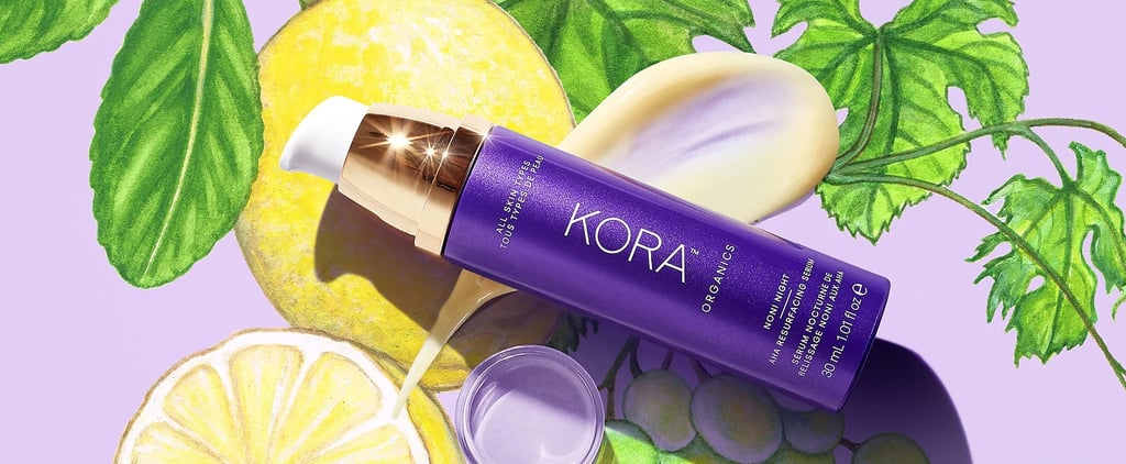 Kora Organics AHA Resurfacing Nighttime Serum Review