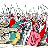 Women's March on Versailles, 1789