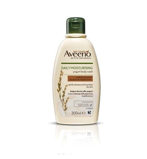 AVEENO® Daily Moisturising Yogurt Body Wash