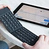 Waterproof Folding Bluetooth Keyboard