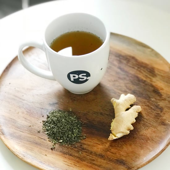 Debloating Ginger-Peppermint Tea