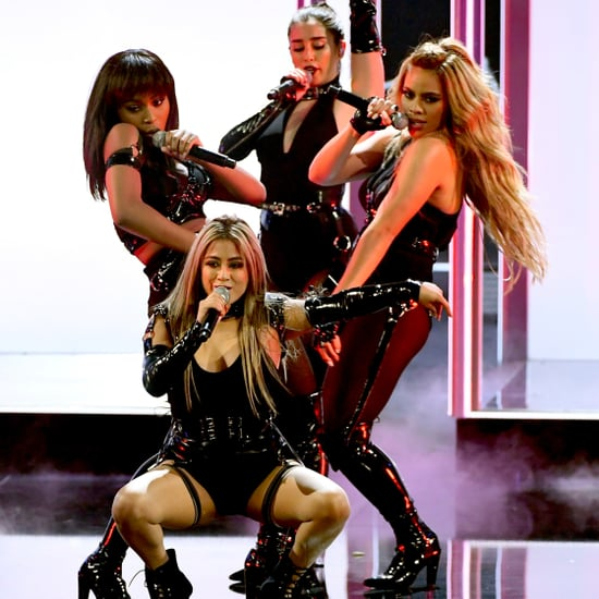 Fifth Harmony's Performance at 2017 People's Choice Awards