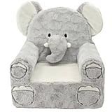 Sweet Seats Adorable Elephant Children's Chair