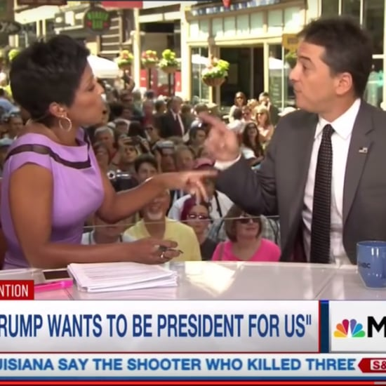 Tamron Hall's Scott Baio Interview (Video)