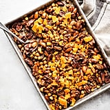 Cajun Trail Mix With Candied Chickpeas