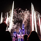 The Disneyland Forever fireworks show is filled with tons of details.