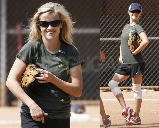 Reese Plays Ball