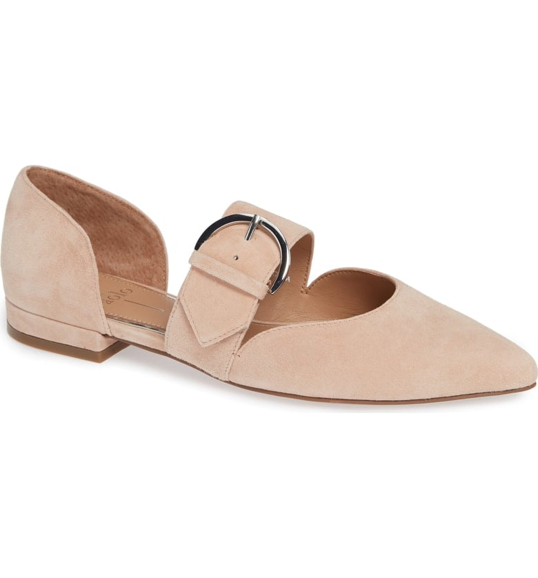 Linea Paolo Dean Pointy Toe Flats