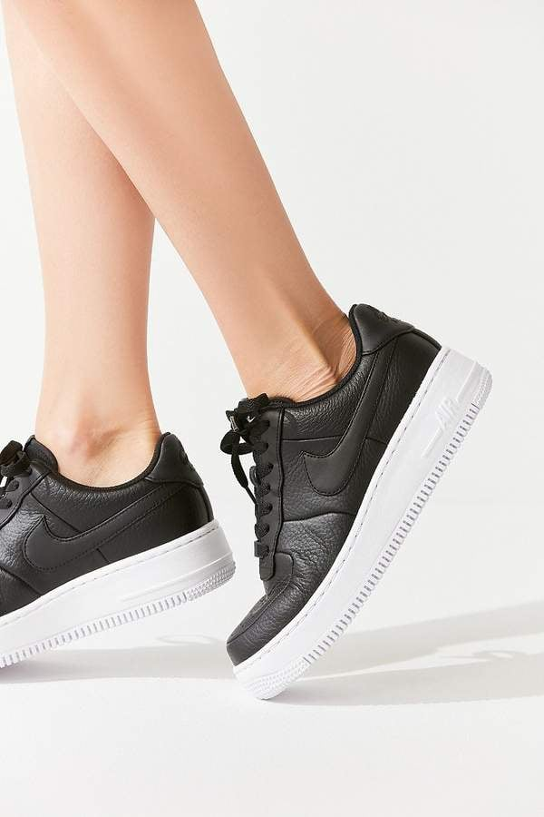 Cute Black Sneakers | POPSUGAR Fashion