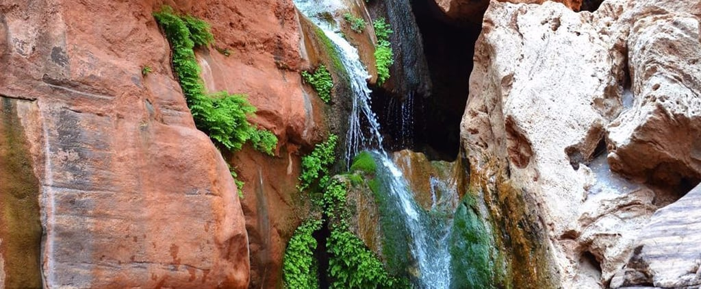 This Secret Grand Canyon Waterfall Is Simply Stunning — If You Can Get There