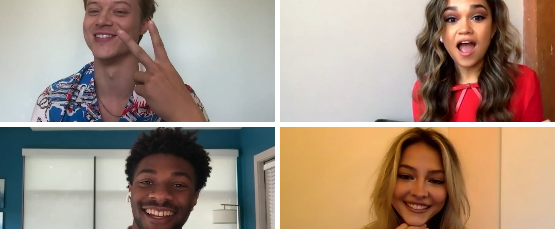 Video: How Well Do the Outer Banks Cast Know Each Other?