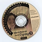 You'd Learn How to Type With Mavis Beacon