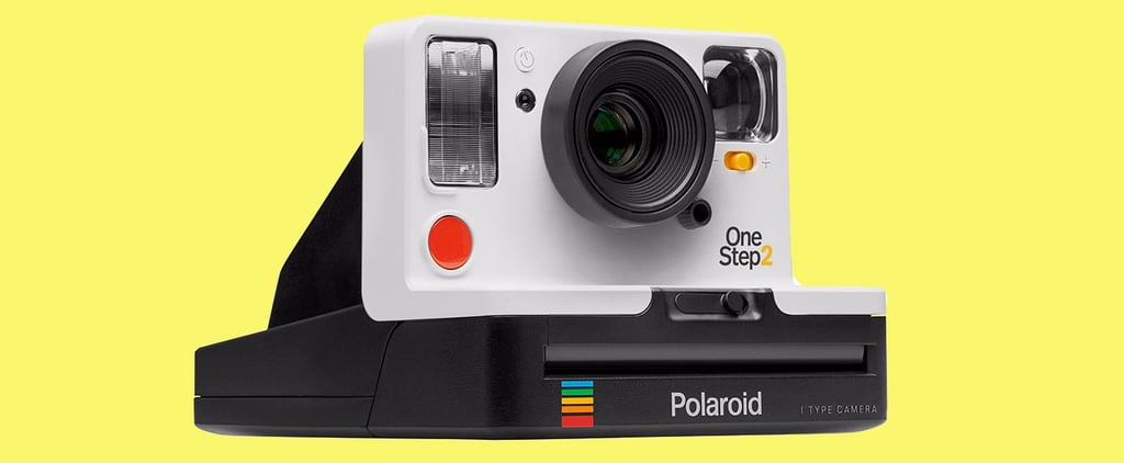 OMG: Polaroid Is Officially Bringing Back the Original Instant Camera