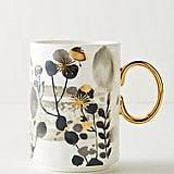 Gilded Botany Mug
